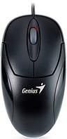 Мышь компьютерная Genius XScroll USB Black