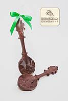 Декоративная шоколадная ложка