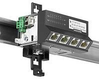 Микро-коммутатор Microsens MS440209PMXH-48G6+ (5x100/1000Base-T PoE+, 1x1000X SFP)