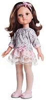 Кукла Paola Reina Кэрол в платье гипюр 32 см (04502)