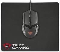 Мышь компьютерная Trust GXT 782 Gaming mouse & mouse pad