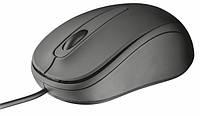 Мышь компьютерная Trust Ziva Optical Compact mouse Black USB