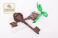 Декоративный шоколадный ключ для жены в подарок