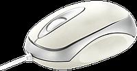 Мышь компьютерная Trust Centa Mini Mouse - White