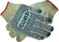 Рабочие перчатки хб союз