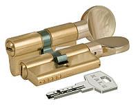 Цилиндр замочный Kale 164 BM 68мм (31x37Т) Ключ - тумблер латунь