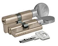 Цилиндр замочный Kale 164 BM 68мм (37x31Т) Ключ - тумблер никель