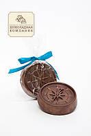"""Шоколадная фигура  """"Компас"""". Подарок путешественнику."""