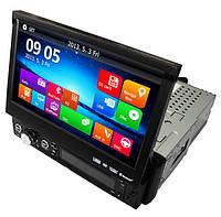 Автомагнитола 1 DIN Terra MTK-GB701 DVD GPS, 2017г.