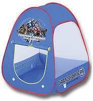 Палатка для мальчика Transformers 333-45, фото 1