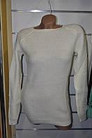 Джемпер/свитер женский вязка 42-48 размеры