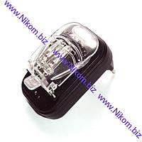 Универсальное зарядное устройство для батарей 100-240V, 0,35Ah, Black, Box