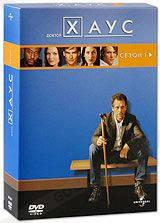 DVD-фільм Доктор Хаус. Сезон 1 (6 DVD)