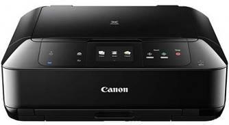 Принтер Canon PIXMA MG7540 Black MEA