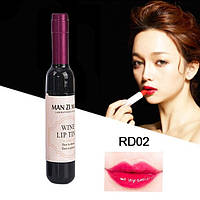 "Блеск-тинт для губ ""Бутылочка Вина"" RD02 Nebbiolo Red"