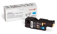 Заправка картриджа для принтера Xerox PH6000/ 6010N/ WC6015 Cyan