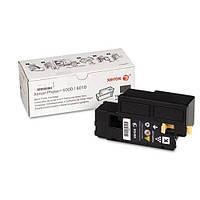 Заправка картриджа для принтера Xerox PH6000/ 6010N/ WC6015 Black