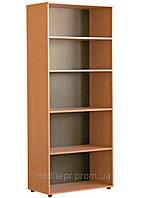Шкаф книжный открытый, 802х403х1816 мм (380мм внутр)