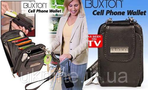 Кошелек-портмоне Cell Phone Wallet 4 в 1, универсальный бумажник органайзер - Интернет-магазин UkrLine в Киеве