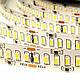 Светодиодная лента SMD 3014, 240 диодов/метр, 12V, 25W/m, 12lm, IP20, негерметичная, 5 метров, нейтральная, фото 3