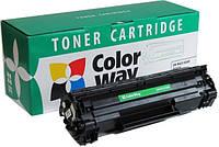 Картридж ColorWay HP CB435/436/CE285 / Canon 712/725 Universal