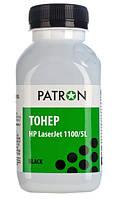 Тонер Patron HP LJ 1100/5L ФЛАКОН 140 г