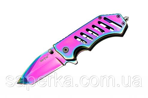 Нож карманный складной с клипсой 6675 CPT2, фото 2