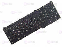 Оригинальная клавиатура для ноутбука Toshiba Satellite Pro P200, Satellite P205 series, rus, black