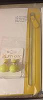 Кошелек клатч для женщин Baellerry Italia Classic Желтый - серьги-шарики в подарок