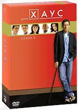 DVD-фильм Доктор Хаус. Сезон 3 (6 DVD)