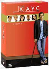 DVD-фільм Доктор Хаус. Сезон 3 (6 DVD)