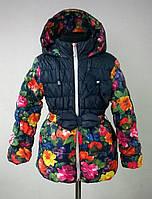 Курточка на девочку деми 86, 92, 98, 104, 110р.