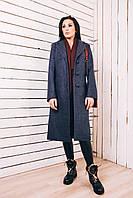 Пальто женское весеннее классика из шерсти  Д 246