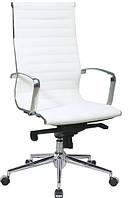 Кресло офисное Алабама Н белое