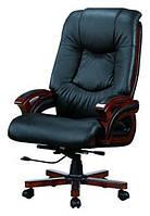Кресло Ванкувер кожа коричневая