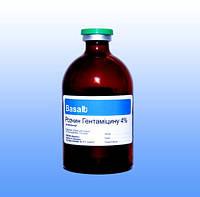 Гентаміцин 4% 50 мл