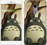 """Чехол на Xiaomi Redmi Note 4 Мой сосед Тоторо """"3250c-352"""""""