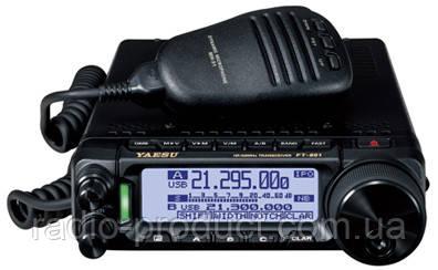 Yaesu FT-891, КВ-трансивер, радиостанция