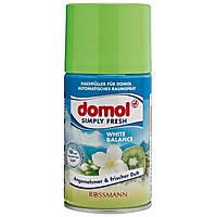 Domol Simply Fresh Nachfüll-Spray White Balance-Спрей освежитель воздуха Баланс белого, сменный флакон, 250 мл