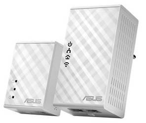 Комплект Powerline-адаптеров Asus PL-N12
