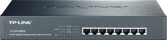 Коммутатор TP-Link TL-SG1008PE PoE