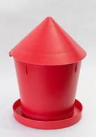 Бункерная кормушка для птицы на 10 кг