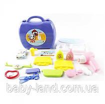 Детский игровой набор Парикмахер в чемодане 2109