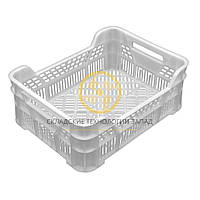 Ящики для хлебобулочных изделий 400x300x155/110