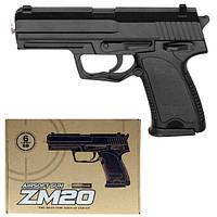 Пистолет метал ZM 20