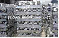 Вторичный алюминия в чушках DIN226, DIN231, UNI5075, UNI5076, ADC10, ADC12
