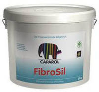 Краска для фасадных работ FibroSil, 25 кг.