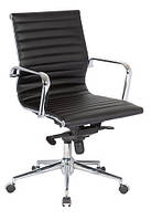Кресло офисное Алабама M черное