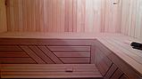 Полок липа, лежаки для бани и сауны, фото 3