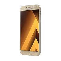 Противоударная защитная пленка на экран для Samsung A720F Galaxy A7 (2017)